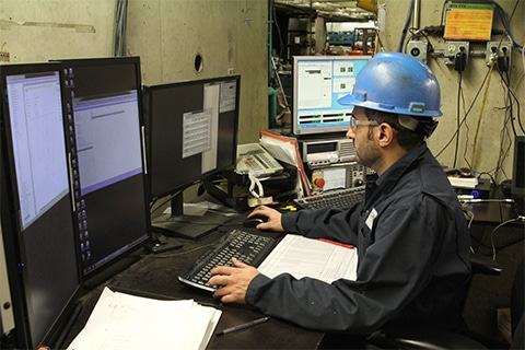 Automated data acquisition & control
