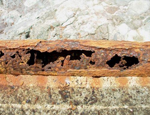 Monte Carlo Simulation of Corrosion
