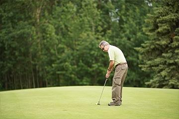 Social Events - golf