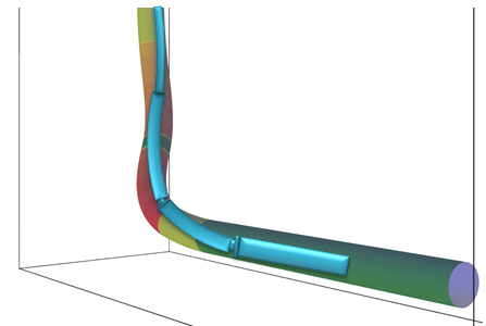 ESP Bend 3D Solver