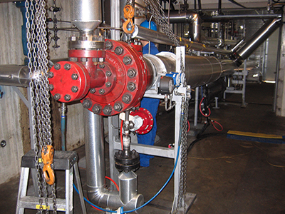 High Temperature Pump Testing for Artificial Lift Systems