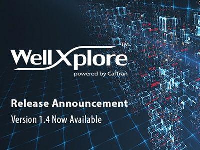 WellXplore v1.4 Release Announcement